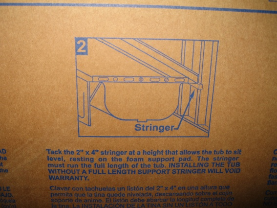 Is This Inexpensive Porcelain-enameled Steel Tub Okay To Install ...