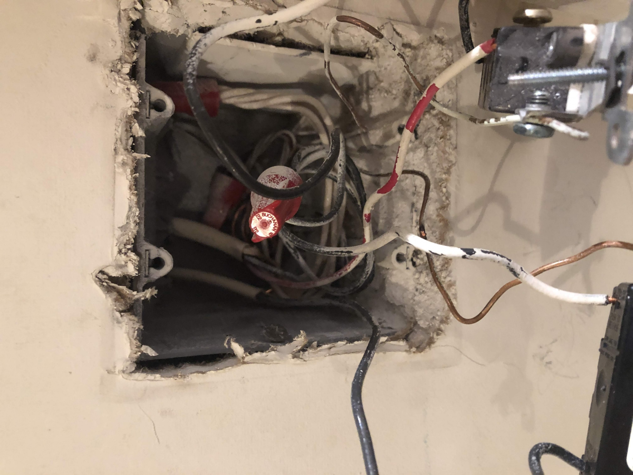 Home Wiring A Light Switch