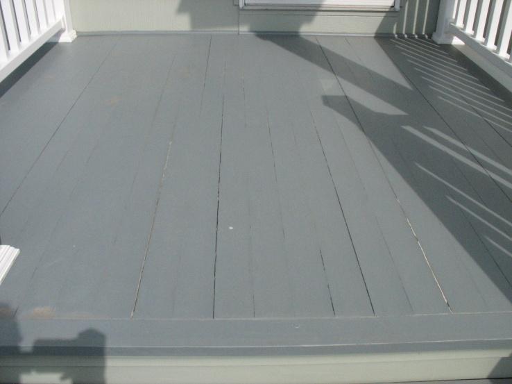 Front Porch Floor Flooring Diy Chatroom Home