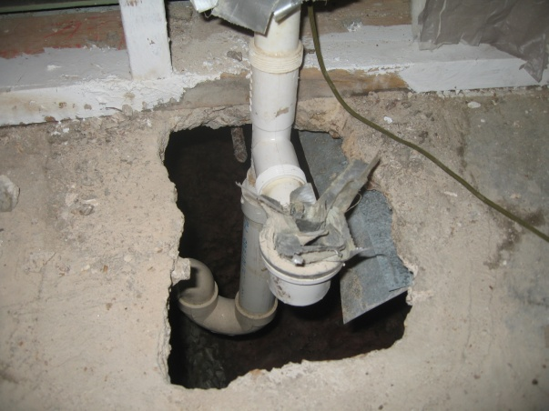 Need guidance in readjusting old drain and overflow to fit tub - Pics included-img_1104.jpg