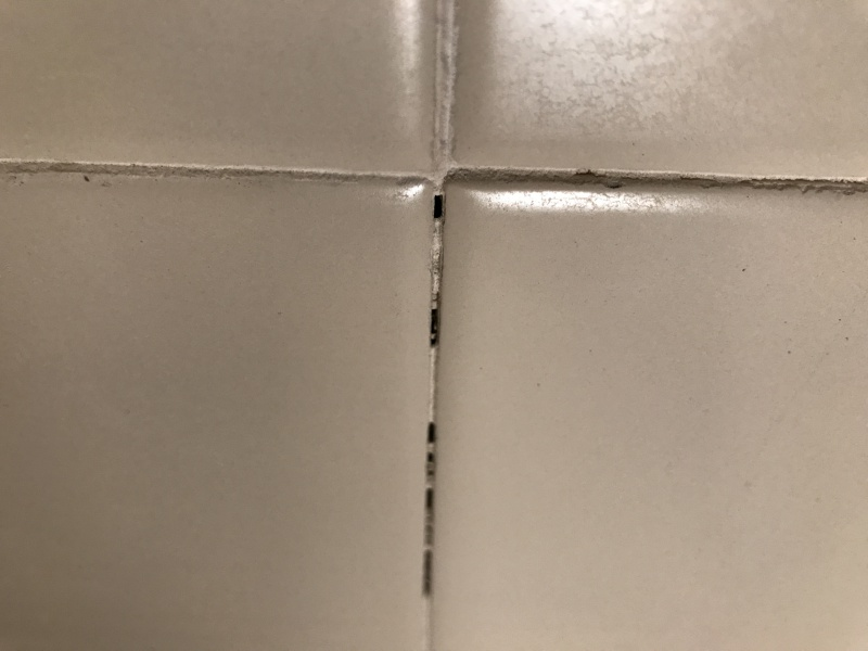 Caulk Over Grout General DIY Discussions DIY Chatroom Home - Can i grout over existing grout