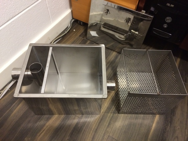 Grease Trap Installation - Plumbing - DIY Home Improvement ...