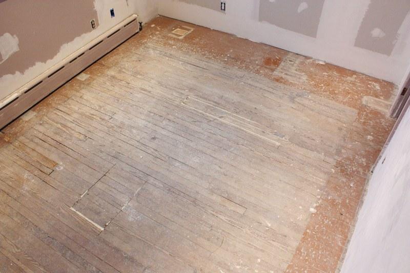 Subfloor For Laminate Installation Flooring Diy