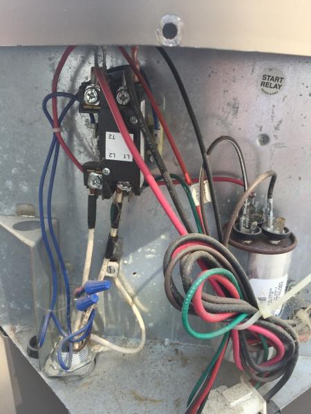521 Compressor Saver Wiring  - Hvac