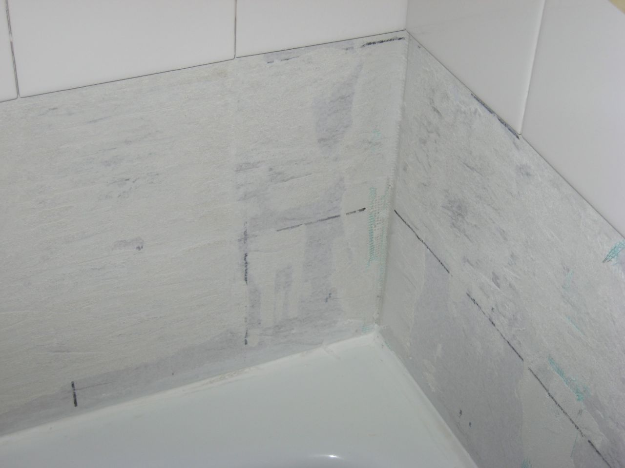 Gap Between Shower Tile Walls And Tub - General DIY Discussions ...