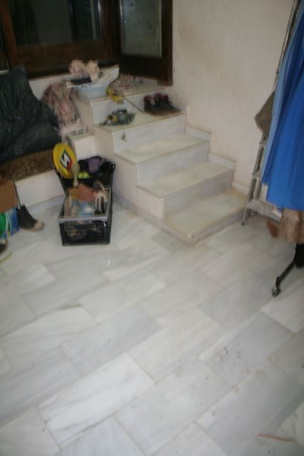 Coloring/staining Tired Marble Floor - Tiling, ceramics, marble ...