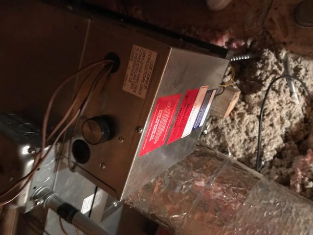 Nest Thermostat Power Issue - Hvac