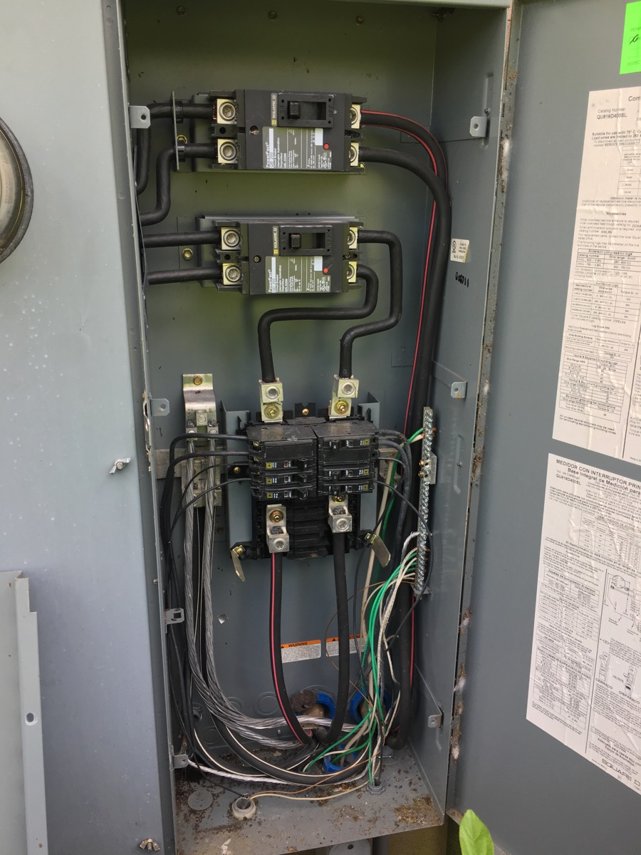 Question About Whole House Generator With 320amp Meter Base Two 200amp Main Circuit Breaker 60amp Breakers Img 1491