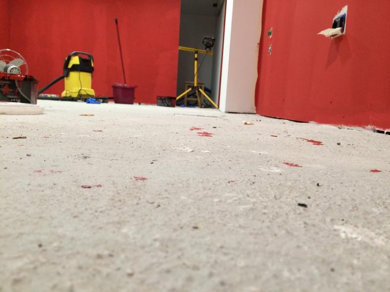 Basement Osb Subfloor Over Concrete Flooring Diy