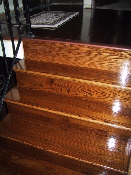 how to fix squeaks in stairs