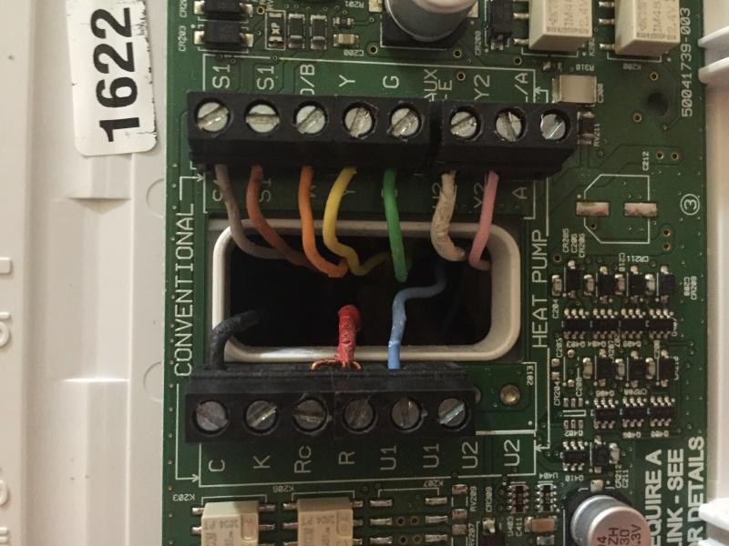 carrier to honeywell thermostat wiring   DIY Home Improvement Forum   Tstatccprh01 B Wiring Diagram      DIY Chatroom