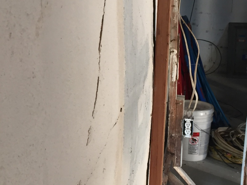 shoring a block wall concrete stone masonry diy chatroom home rh diychatroom com 110 Block Wiring wiring concrete block walls