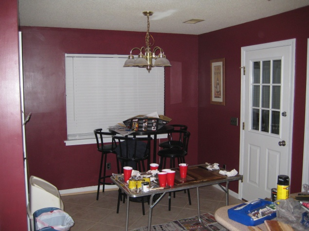 Looking for suggestions on kitchen cabinet stain color.....pictures attached-img_1763.jpg