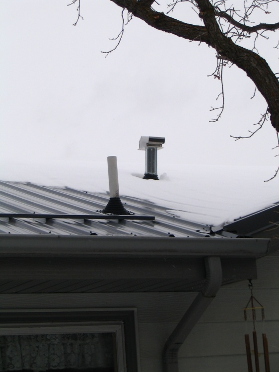 Microwave Roof Venting Roofing Siding Diy Home
