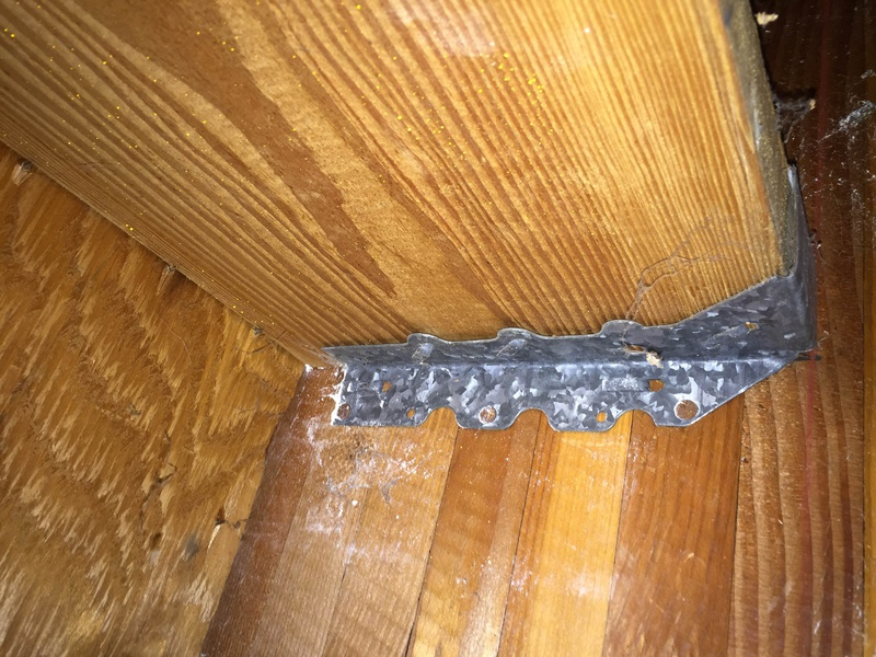 Rusty Nails In Joist Hanger - Remodeling - DIY Chatroom Home ...