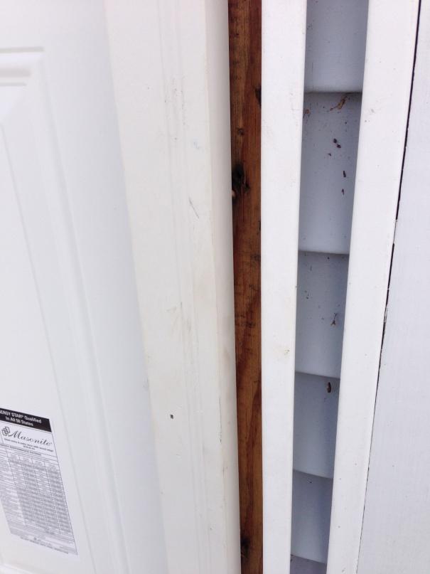 Installing new exterior door, what to do with gaps between door and siding?-img_1855.jpg
