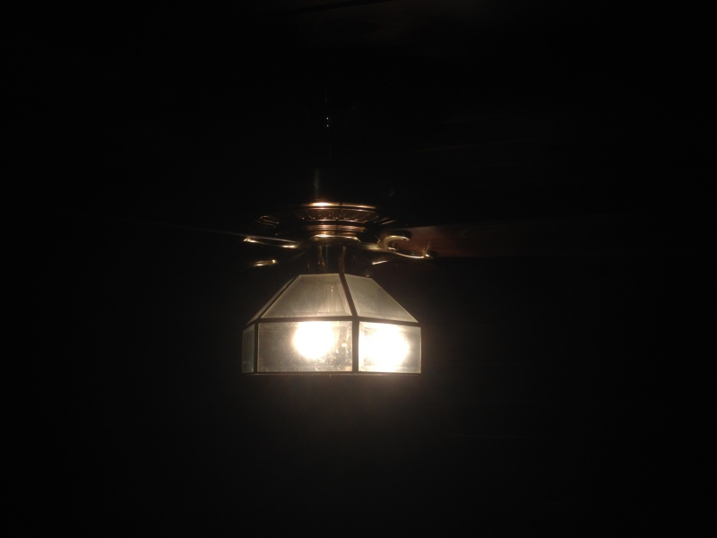 Ceiling Fan Light Fixtures Replacement Replace Fixture On A General Diy