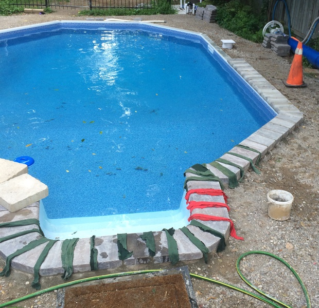 pool coping - engineered stone swimming pool coping canad