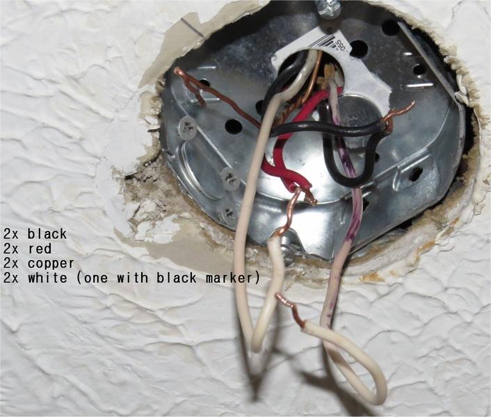 Help Rewiring Light Fixture - Electrical - DIY Chatroom Home ...