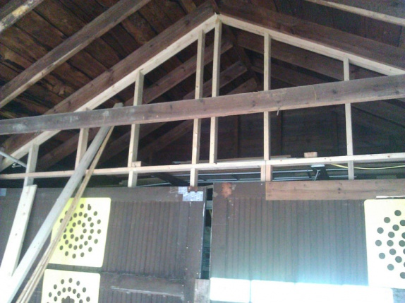 "Amp Running Boards >> Garage Renovation/vaulted Ceiling & Removing ""ceiling Joists"" - Building & Construction - DIY ..."
