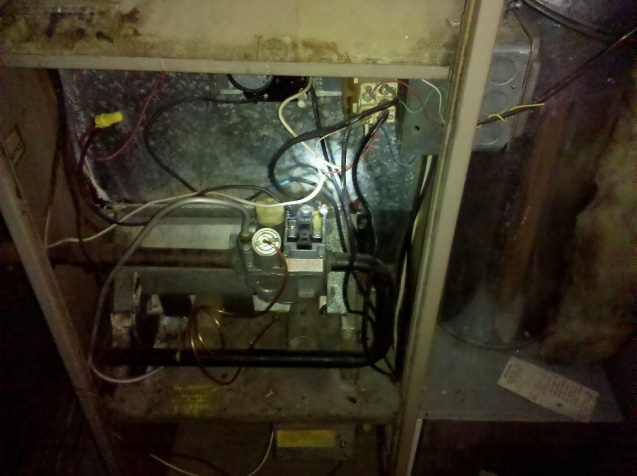 Fixed Pilot Light Now Furnace Or Ac Won T Turn On Hvac