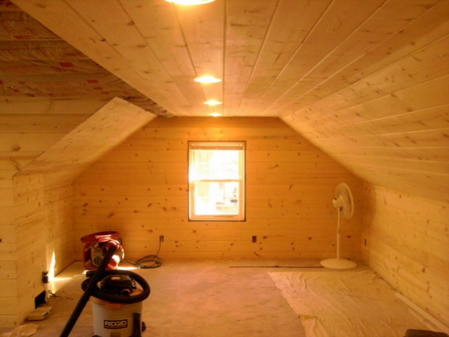 Tongue And Groove Ceiling Install Questions