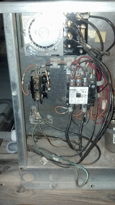 Walk In Freezer Nothing Comes On, Walk In Freezer Evaporator Wiring Diagram