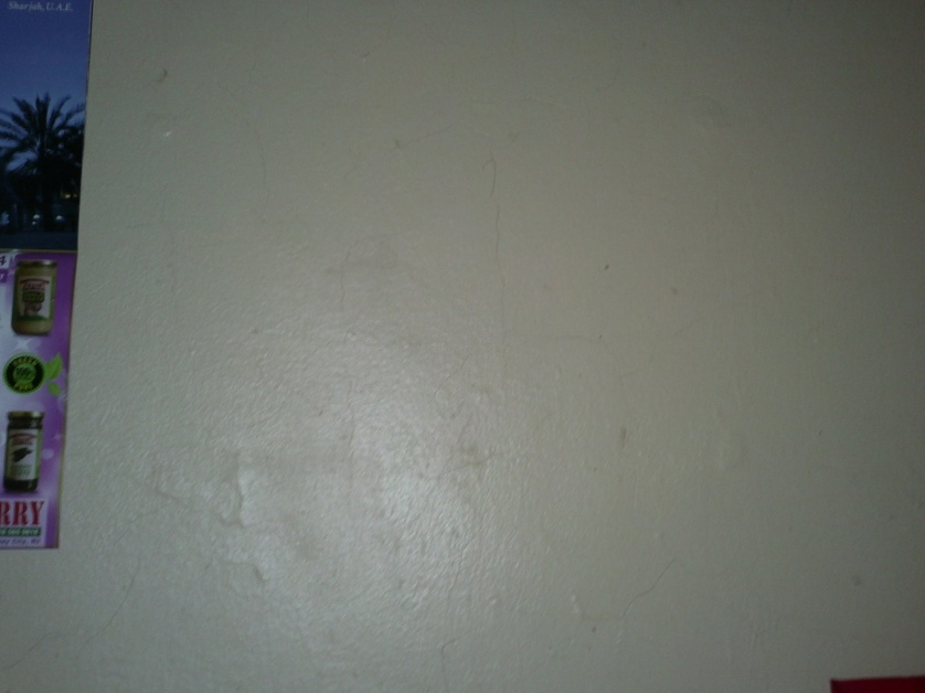 Cracks in Plaster wall what paint?  Spackle?-img_20130513_123513.jpg