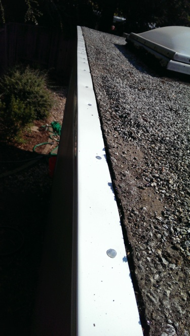 Replacing Flat Roof Drip Edge How Do I Re Seal
