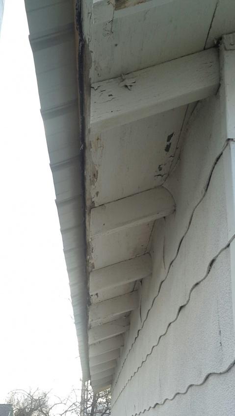 Rake Trim Issue Roofing Siding Diy Home Improvement