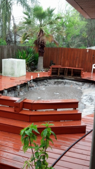 Above Ground Pool Removed Now What Landscaping Amp Lawn