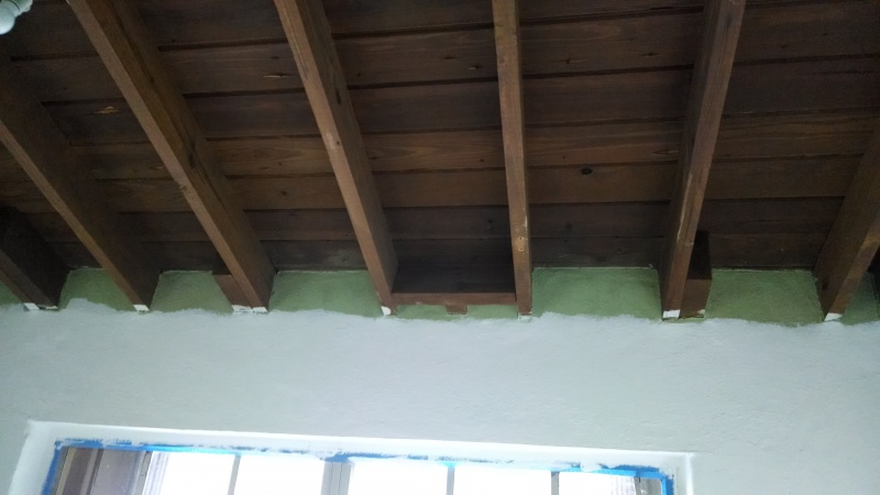 Miami Vaulted Ceiling Insulation Need To Seal