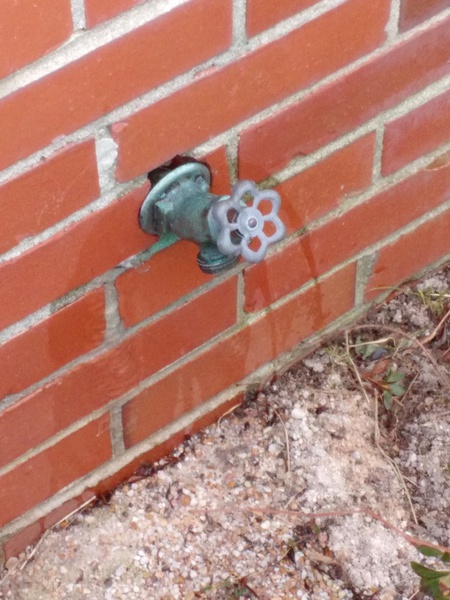 Turned water faucet wrong way. Did soldered pipes hold up ???-img_20160105_132653950.jpg