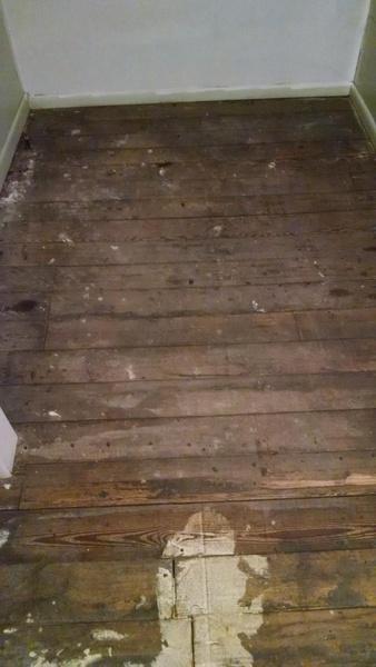 Refinishing Old Soft Pine Floors Flooring Diy Chatroom