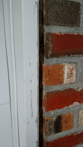 Foundation Gap Sealant Concrete Stone Amp Masonry Diy