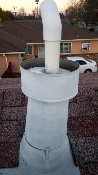 Gas Furnace Vent Hvac Diy Chatroom Home Improvement Forum