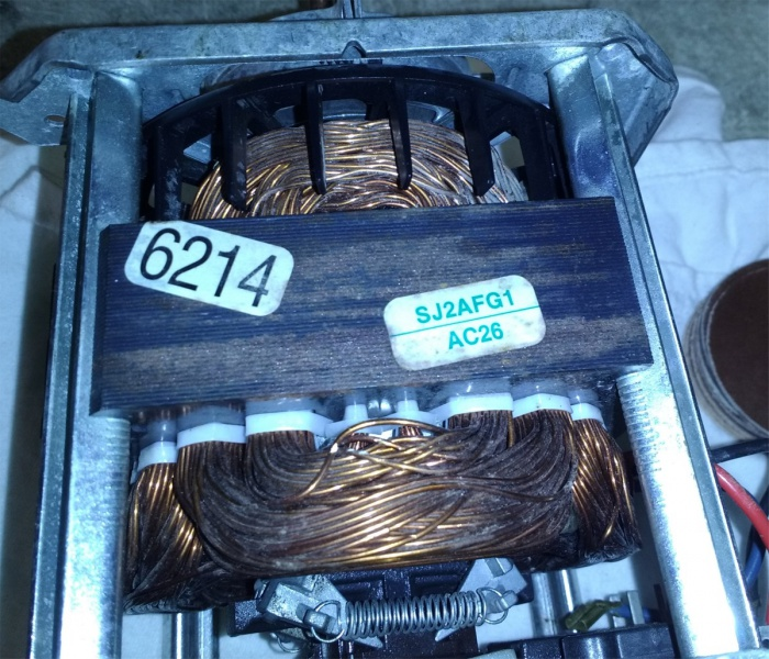 How To Wire Up This 115v 1  4 Hp Electric Motor
