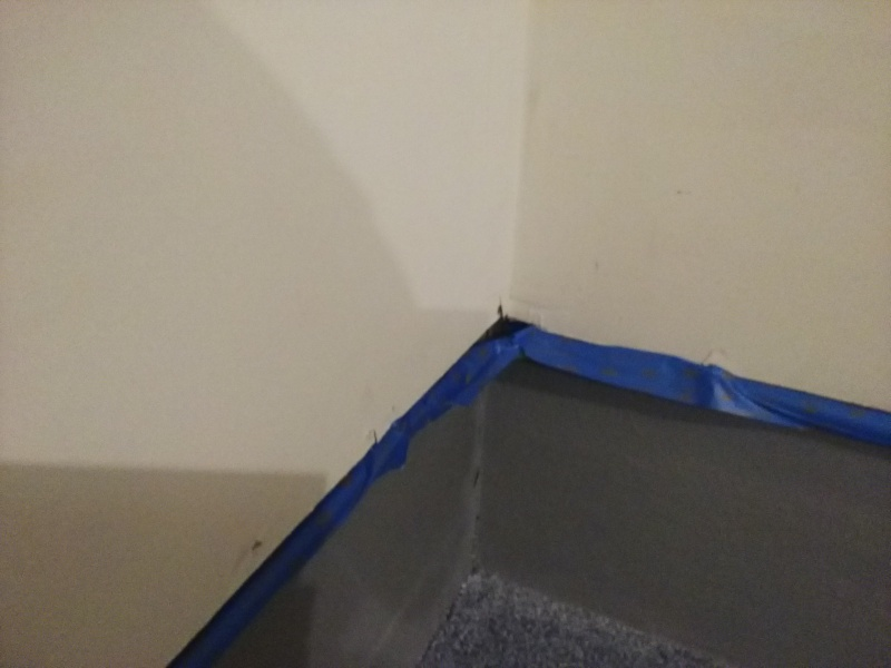 Fixing Drywall Bottom In Garage Drywall Amp Plaster Diy
