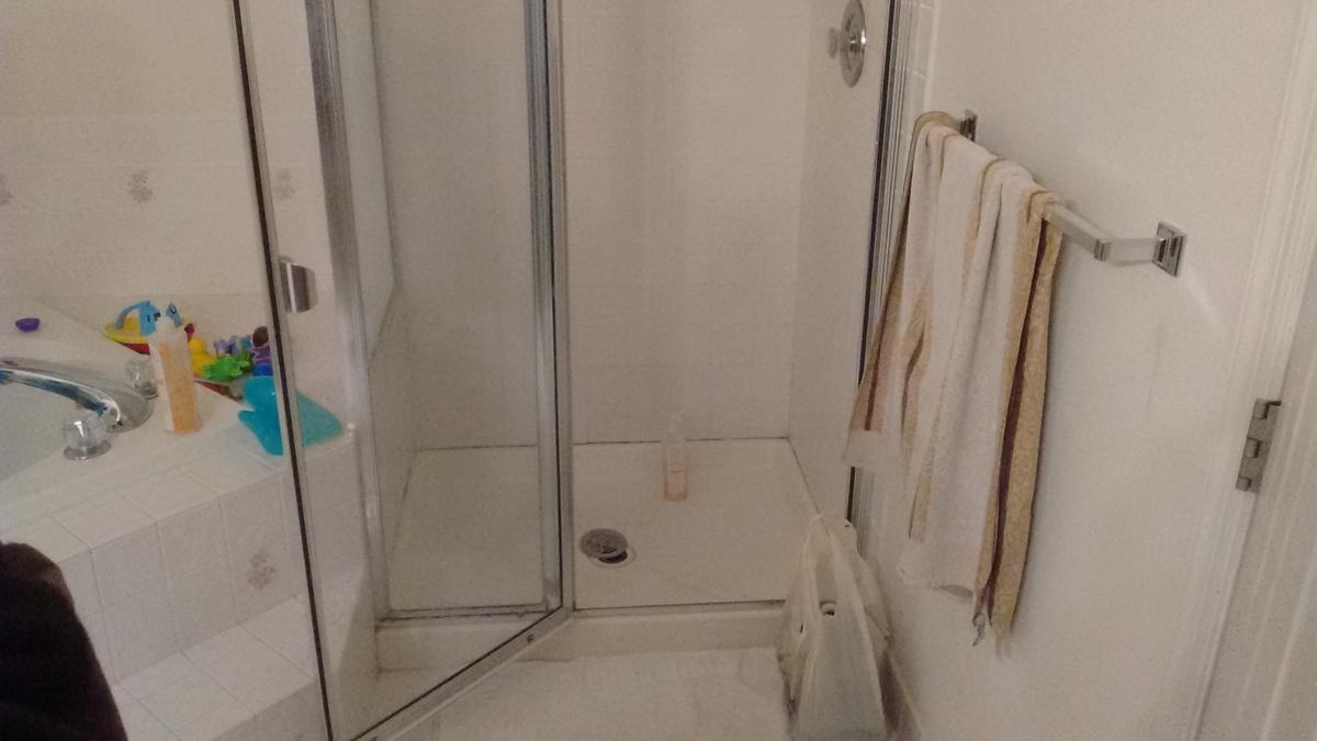 Shower Leaking Downstairs Intermittently - Plumbing - DIY ...