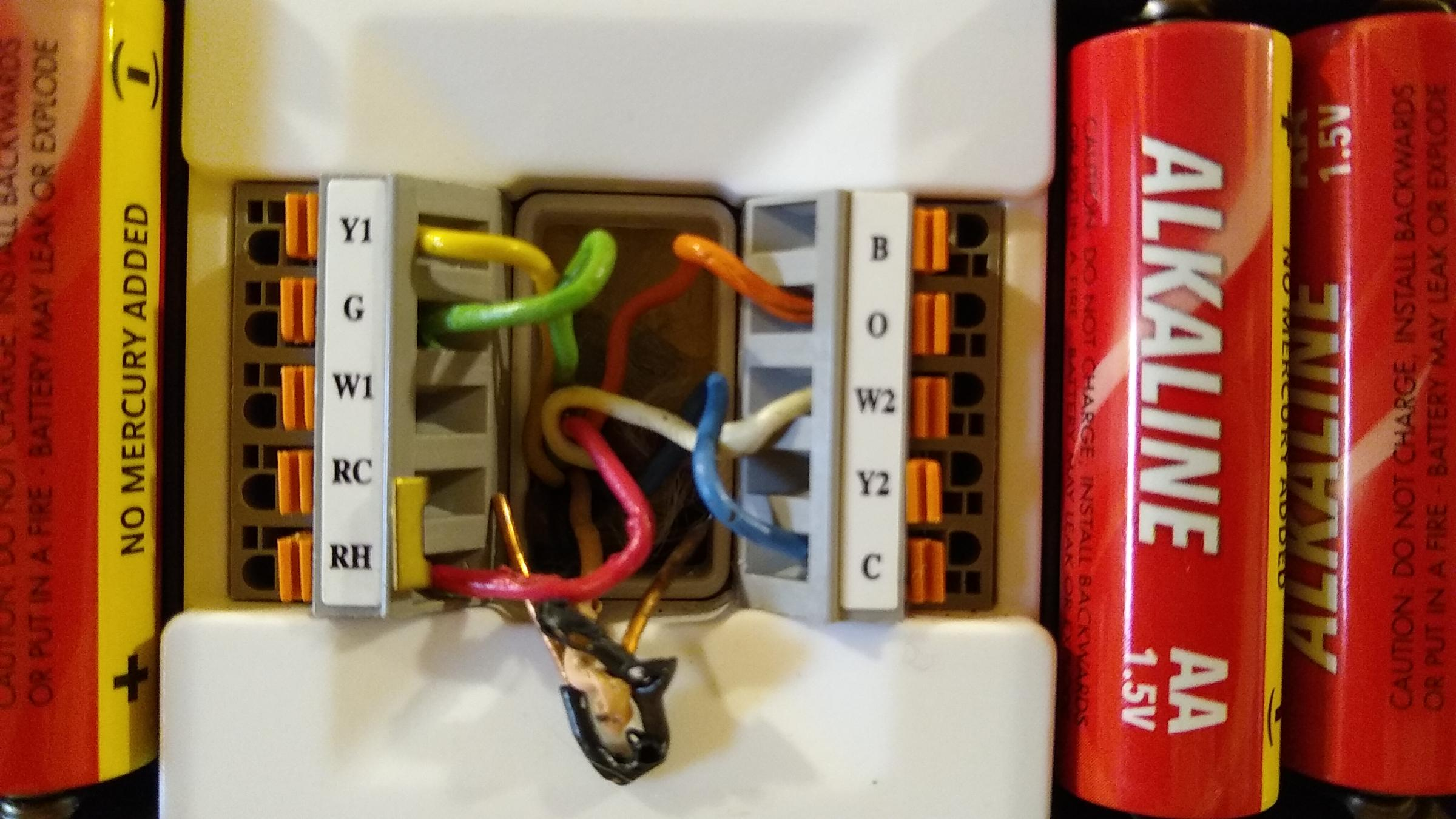 Wiring A Hvac Thermostat - Hvac