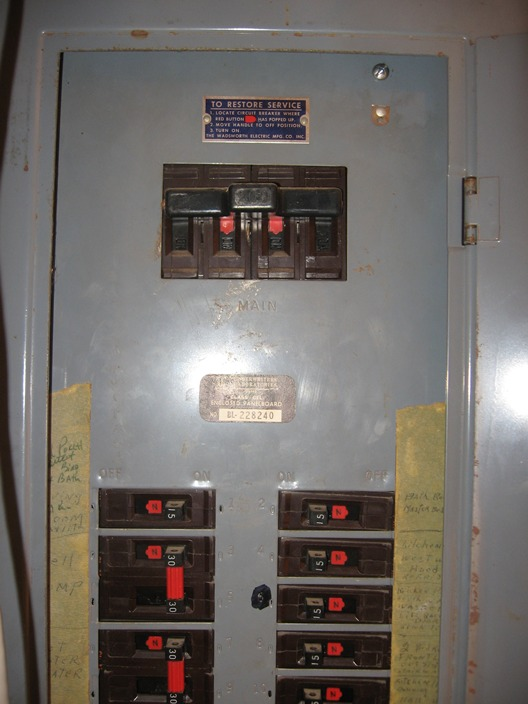 Wadsworth 100 Amp Breaker - Electrical - DIY Chatroom Home ... on