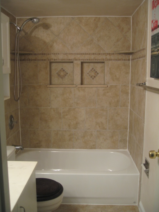 Before And After Photos Of Tub Surround- Thanks To Oh\'mike ...