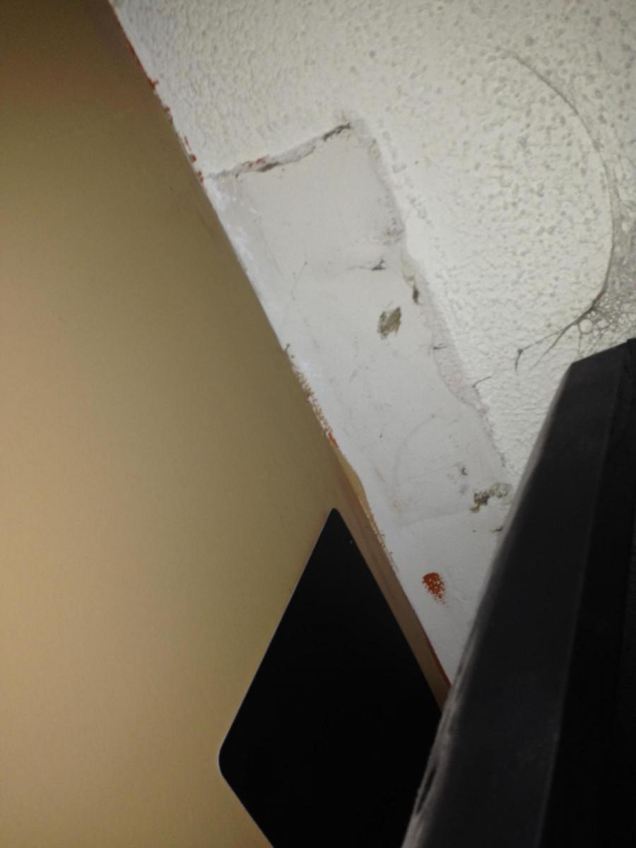Popcorn Ceiling Asbestos? - Drywall & Plaster - DIY Chatroom Home ...