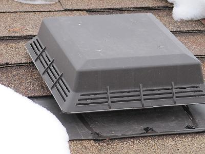 What Is The Proper Vent Cap For Bathkitchen Fans RoofingSiding - Bathroom exhaust fan roof vent cap