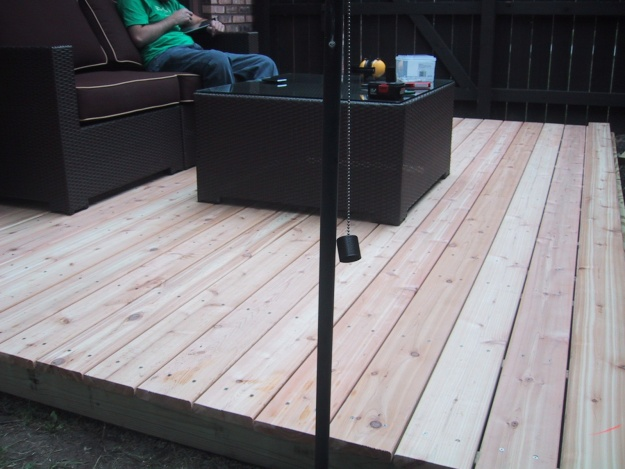 My ground level deck project-img_2352.jpg