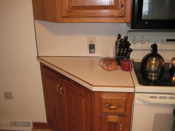 removing laminate backsplash remodeling diy. Black Bedroom Furniture Sets. Home Design Ideas