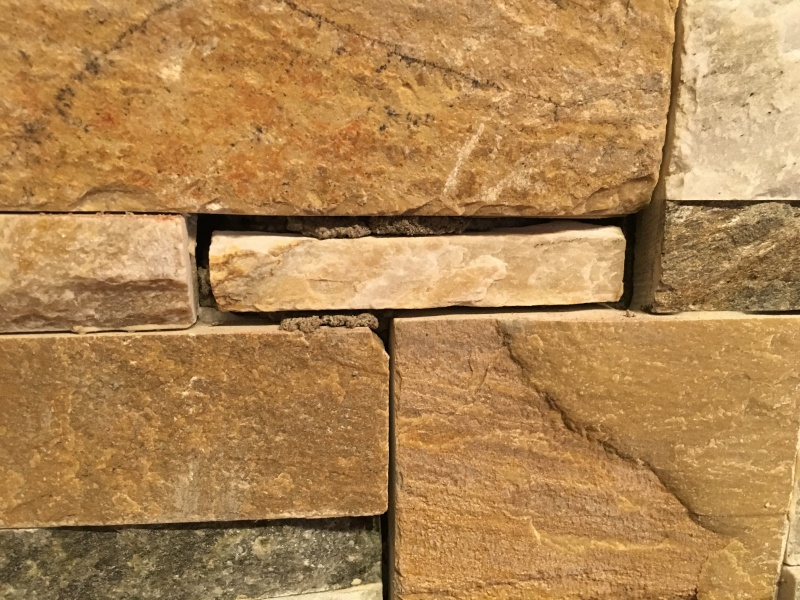 Problems With Quot Professional Quot Stacked Stone Veneer Install