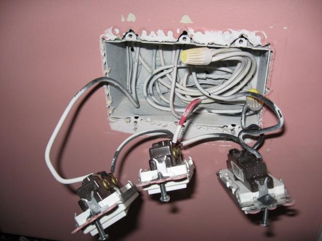 Wiring Bathroom Fan Timer - Connections - Electrical - DIY ...