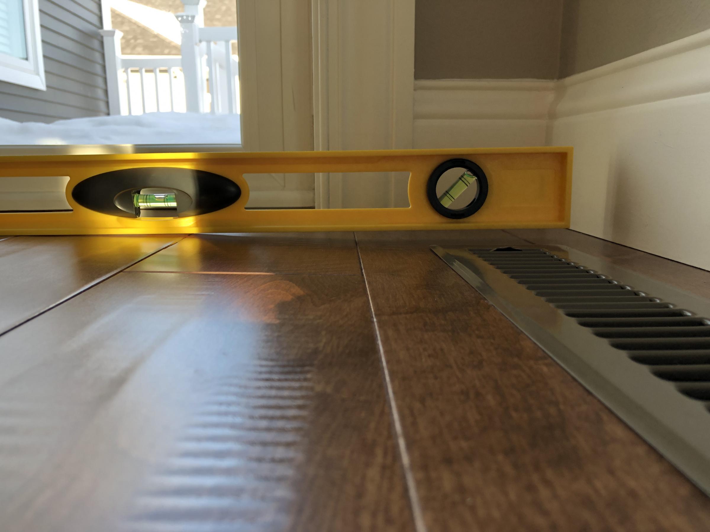 Wood Floor Gaps Creaks Warping Flooring Diy Chatroom Home