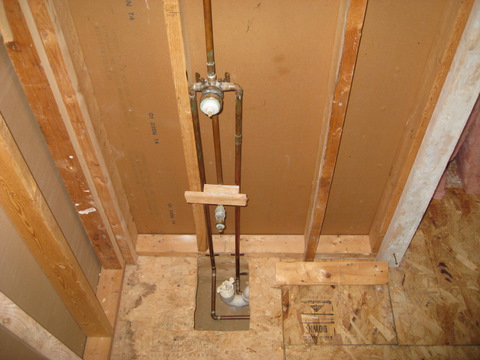 Moving/Installing new mixing valve... issues with framing-img_2750-1.jpg